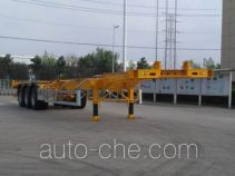 RJST Ruijiang WL9405TJZ container transport trailer