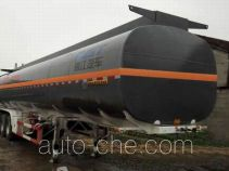RJST Ruijiang WL9407GSY edible oil transport tank trailer