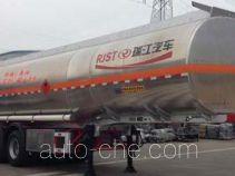 RJST Ruijiang WL9407GYYF aluminium oil tank trailer
