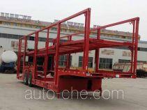 亚中车辆牌WPZ9200TCL型车辆运输半挂车