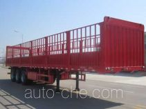 路路通牌WSF9400CCY型仓栅式运输半挂车