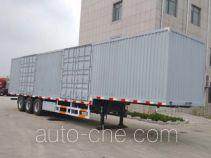 路路通牌WSF9400XXY型厢式运输半挂车