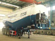 Dongrun WSH9402GFL medium density bulk powder transport trailer