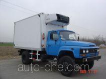 Basv Shatuo WTC5100XLC refrigerated truck
