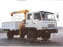 Basv Shatuo WTC5141TSG desert off-road engineering works vehicle