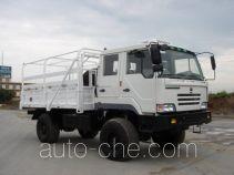 Basv Shatuo WTC5151TDZPL desert off-road seismometer arrangement truck