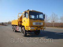 Basv Shatuo WTC5220TSMSQ бортовой грузовик с краном-манипулятором (КМУ) повышенной проходимости для работы в пустыне