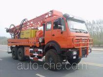 Wutan WTJ5210TZJTM drilling rig vehicle