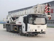 Weite  QY25 WTZ5320JQZ25 truck crane
