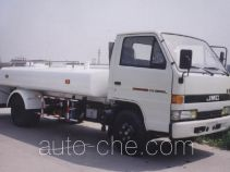 Aircraft suction sewage truck