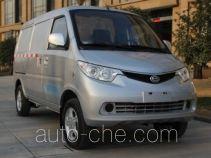 劲骐牌WXS5023XXYBEV型纯电动厢式运输车