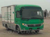 劲骐牌WXS5070XXYBEV型纯电动厢式运输车