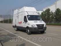 前兴牌WYH5050XTX型通信车