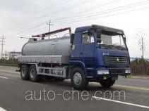 Qianxing WYH5250TGY oilfield fluids tank truck