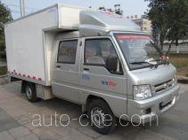 Baolu WZ5030XBW insulated box van truck