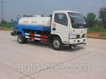 Huangguan WZJ5060GSS sprinkler machine (water tank truck)