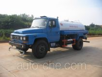 Huangguan WZJ5106GSS sprinkler machine (water tank truck)
