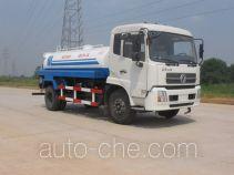 Huangguan WZJ5120GSS sprinkler machine (water tank truck)