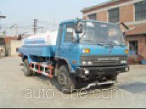 Huangguan WZJ5140GSS sprinkler machine (water tank truck)