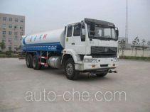Huangguan WZJ5250GSS sprinkler machine (water tank truck)