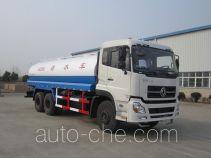 Huangguan WZJ5251GSS sprinkler machine (water tank truck)