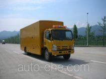 Kowloon WZL5100XDY мобильная электростанция на базе автомобиля