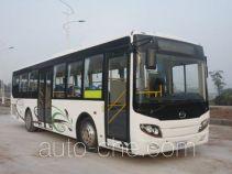 五洲龙牌WZL6100G4型城市客车