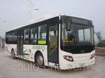 五洲龙牌WZL6100NG4型城市客车