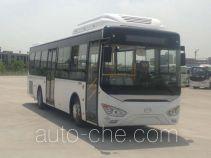 五洲龙牌WZL6101NG5型城市客车