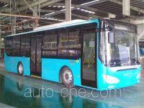 五洲龙牌WZL6102NG5型城市客车