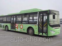 五洲龙牌WZL6123NG5型城市客车