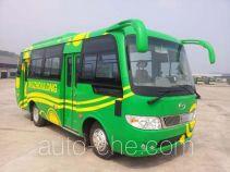 五洲龙牌WZL6661NGT5型城市客车