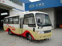 五洲龙牌WZL6720AT3型旅游客车