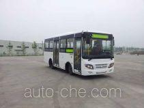 五洲龙牌WZL6731NGT4型城市客车
