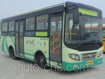 五洲龙牌WZL6731NGT5型城市客车