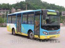 五洲龙牌WZL6848NGT4型城市客车