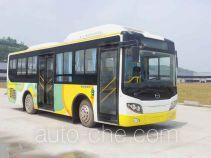 五洲龙牌WZL6870NG4型城市客车