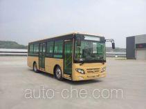 五洲龙牌WZL6891NGT4型城市客车