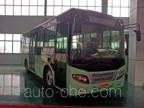 五洲龙牌WZL6891NGT5型城市客车