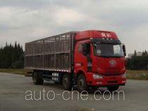 Baiqin XBQ5250CCQZ45 livestock transport truck