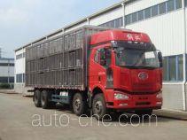 Baiqin XBQ5310CCQZ65 livestock transport truck