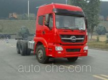 Tiema XC1250B384 truck chassis