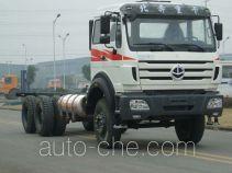 Tiema XC1250B415 truck chassis