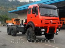 Tiema XC2251AF414 off-road truck chassis
