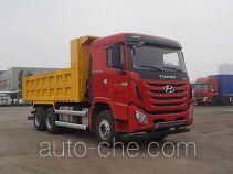 铁马牌XC3250X38ZDRZ型自卸汽车