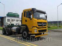Tiema XC3253DB384 dump truck chassis