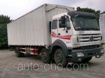 Tiema XC5200XYK4 wing van truck