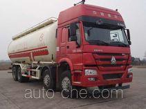 铁马牌XC5314GFLZB型低密度粉粒物料运输车