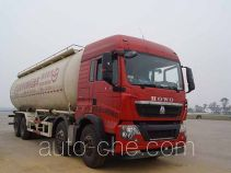 Tiema XC5314GFLZG low-density bulk powder transport tank truck