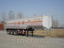 福玺牌XCF9404GHY型化工液体运输半挂车